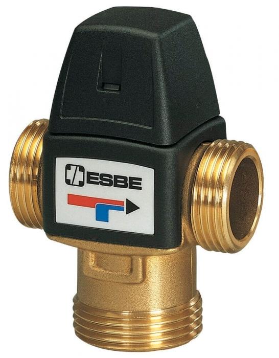 Ventil termostatic de amestec ESBE VTA 322-1 P 20-43°C 0